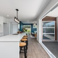 Kitchen living patio