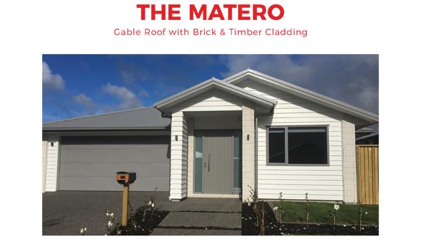 the Matero cover